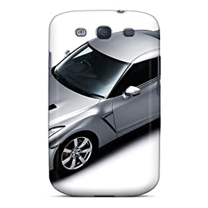 High Impact Dirt/shock Proof Case Cover For Galaxy S3 (2008 Nissan Gt R)