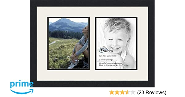 Amazon.com - ArtToFrames Double-Multimat-36-61/89-FRBW26079 Collage ...