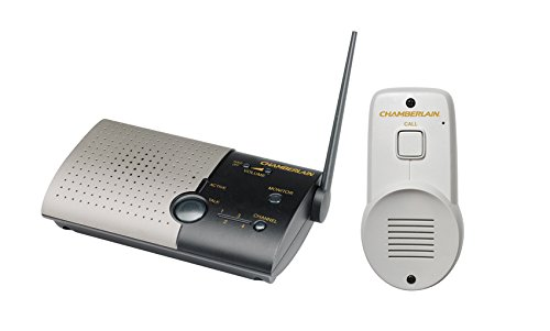 Chamberlain NDIS Wireless Indoor/Outdoor Portable Intercom
