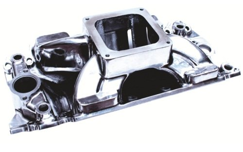 (Professional Products 53034 Hurricane Polished Manifold with Dominator for Big Block Chevy)