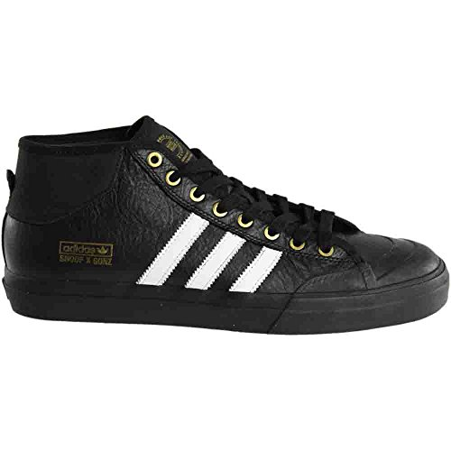 Adidas Uomini Matchcourt Metà X Snoop X Skateboard Nero