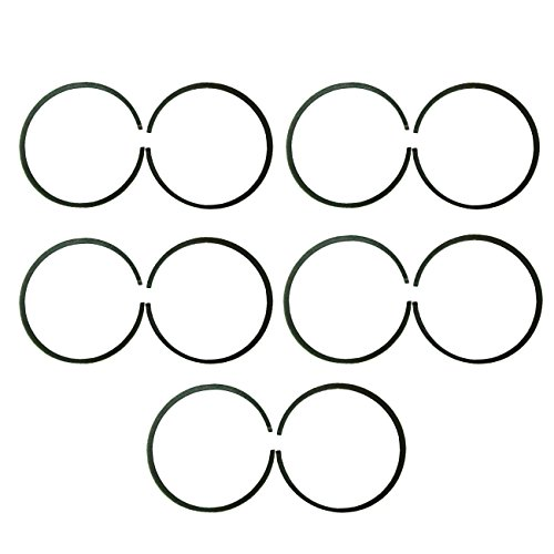JRL 10x47mm Piston Rings For 66cc 80cc Engine Motorised Bicycle (Piston Ring Replacement)