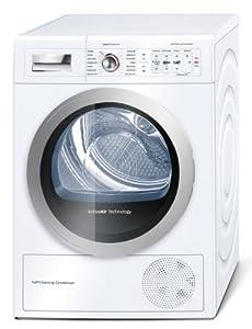 Bosch WTY87701 Wärmepumpentrockner / A++ / 8 kg / Weiß / Selbstreinigender...