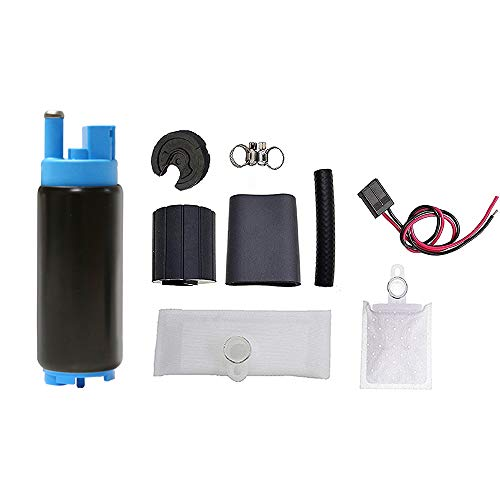 ABIGAIL GSS342 255 LPH High Flow Electric Intank Fuel Pump with Installation Kit GSS342