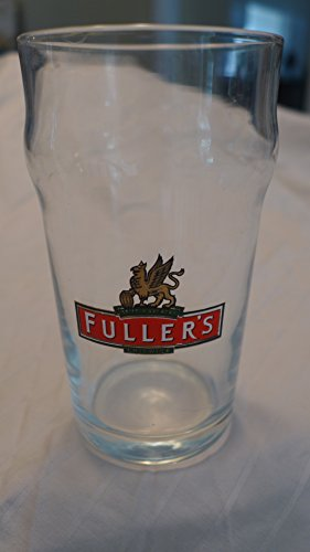 Pint Beer Glass Fullers of Chiswick - London Store Glasses