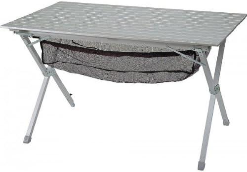 Bel-Sol Rolltisch Silber 119 x 70 cm #340028-3