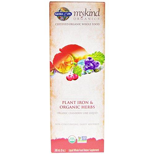 mykind Organics Organic Plant-Sourced fer +