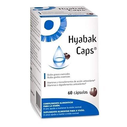 HYABAK 60 capsulas. Haz clic para obtener una vista ampliada