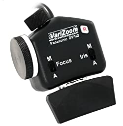Varizoom Rock Style Zoom, Focus, Iris control Only for HVX200 and DVX100B camcorders