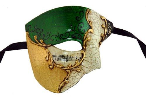 Phant (Green Masquerade Masks)