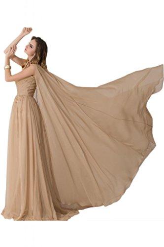 sunvary cuello cuadrado bonito de volantes dama de honor vestidos de fiesta para mujer Sandía