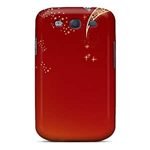 Premium Galaxy S3 Case - Protective Skin - High Quality For Autumn Crescent Moon