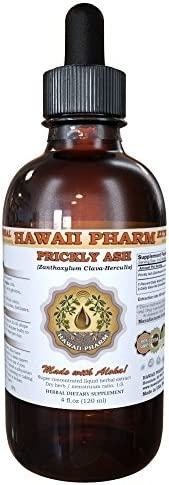 Prickly Ash Zanthoxylum Clava-herculis Liquid Extract 2 oz