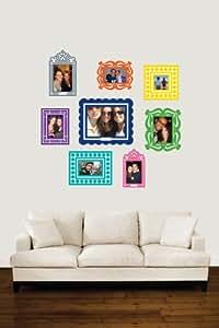 BUTCH & harold Stickr Frame, Multi Color