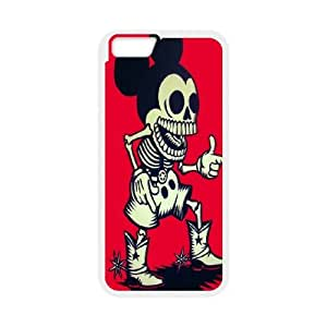 Custom Printed Phone Case Mickey Mouse For iPhone 6, 6S 4.7 Inch RK2Q02964