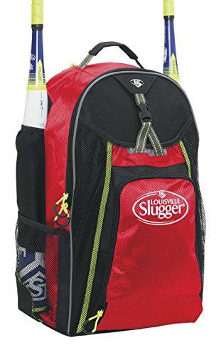 Louisville Slugger EB Xeno Stick Pack Baseball Equipment Bags, Scarlet