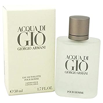 Giorgio Armani Acqua Di Gio Eau De Toilette Spray perfumes for Men