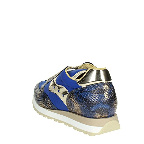 Women Light Pregunta Sneakers PACK49 Low Blue 002 xpxBIq8