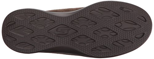 Janes Lite Femme Mary Noir Go Skechers Chocolate Step Marron gIwqx7na