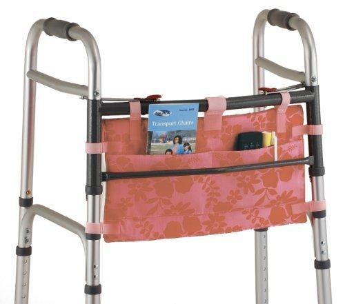 Nova Medical Products Folding Walker Bag, Aloha Pink by N...