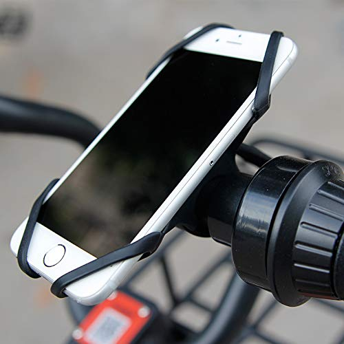 SaveStore 4-6'' Phone Bicycle Rack Adjustable Bike Holder Stand Mountain Road Bike Accessories Cell Phone Mount Handle Bicycle Front Rack by SaveStore (Image #7)