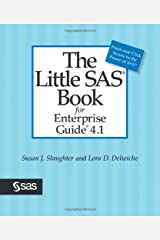 The Little SAS Book for Enterprise Guide 4.1 Paperback
