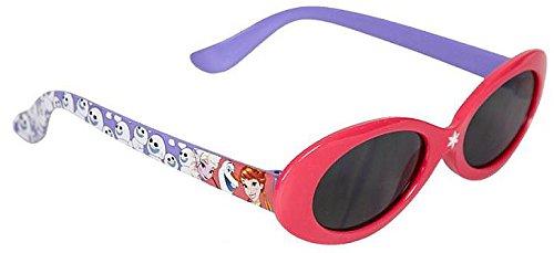 Disney Frozen - Die Eiskönigin Sonnenbrille mit Etui