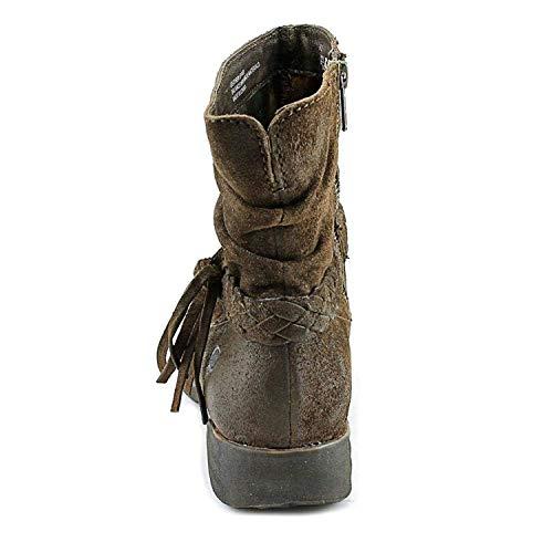 Born Tasseled Castagno Abernath Booties Born Abernath Tasseled Booties Castagno wpt6q