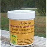No Rein's Calendula & Comfrey Salve 4 oz Jar