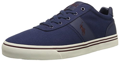 Polo Ralph Lauren Heren Hanford Fashion Sneaker Waarnemer Blauw