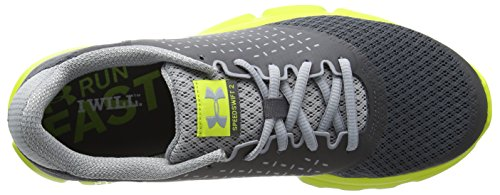 Micro Ua Swift 2 Compétition Speed G Gris 077 Running Armour Chaussures Gray Homme Under rhino De 5Awa4qExw