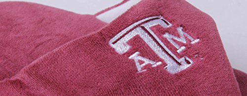 Ncaa College Comfy Flop - Officieel Gelicenseerd - Happy Feet Heren En Dames Texas A & M Aggies