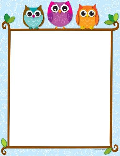 Carson Dellosa Colorful Owls on a Branch Computer Paper (118118) for $<!--$4.99-->