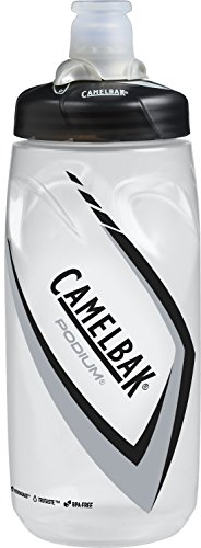 Camelbak Products Podium Water Bottle, Carbon, 21-Ounce (Podium Water Bottle)