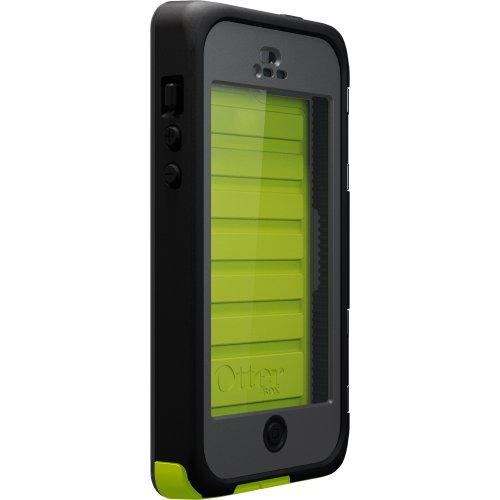 Otterbox Armor Serie, Schutzhülle für das Apple iPhone 5, Grau/Grün