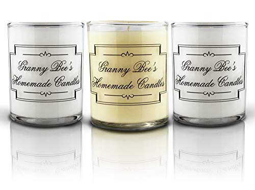 (Granny Bee's Candles - Bakery Delights Gift Set - 3 oz Sampler)