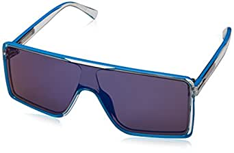 Marc Jacobs Unisex Adults' Marc 220/S XT RHB 99 Sunglasses, Turquoise (Crystal Azure/Gy Grey)