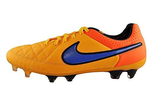 Nike Tiempo Legend V FG Soccer Shoes (Laser Orange) 8