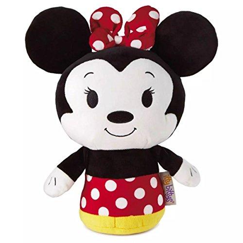 Hallmark Mouse - Hallmark Minnie Mouse itty bittys BIGGYS Stuffed Animal Itty Bittys Birthday