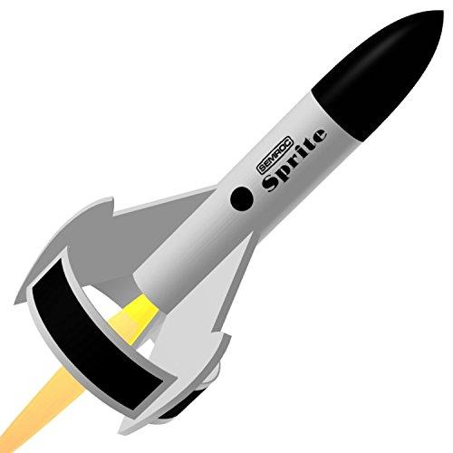 Semroc Flying Model Rocket Kit Sprite SEM-KV-86