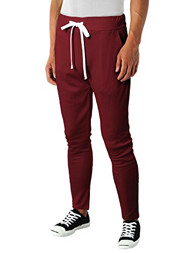 H2H Mens Fashion Lightweight Sweatpants with Various Colors