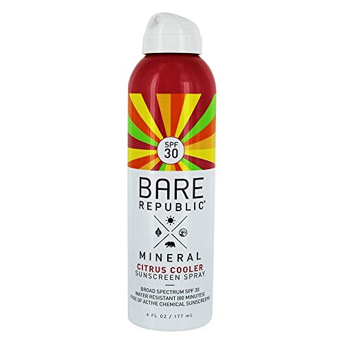 Bare Republic Mineral SPF 30 Sport Sunscreen