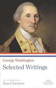George Washington: Selected Writings 1598531107 Book Cover