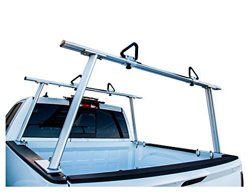 - Buyers Products 1501675 Silver Aluminum Truck Rack