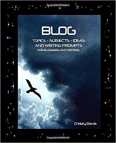 blog subjects