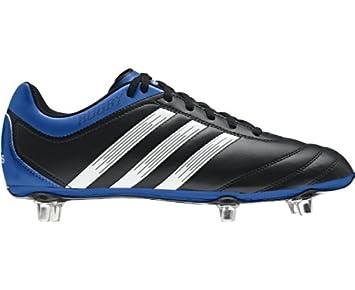 adidas R15 Trx Sg Chaussures de rugby Noir/Bleu/Blanc Taille 43 FOb1jAVC