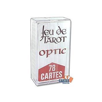 Jeu de 78 cartes   Tarot Optic  Amazon.fr  Jeux et Jouets 6a3b5e1c999b