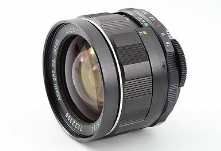 (Pentax Super Multi-Coated Takumar 24mm f3.5 Lens m42 with Hood)