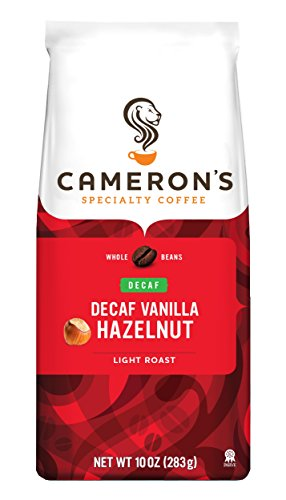 Camerons Coffee Decaf Vanilla Hazelnut