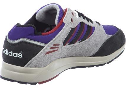 adidas Originals - Zapatillas para hombre gris - BLAPUR/BLACK1/ALUMIN